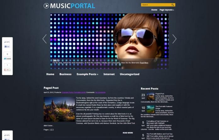 MusicPortal
